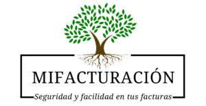 mifacturacion logo con eslogan